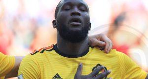 Lukaku, duda para el duelo de Bélgica contra Inglaterra