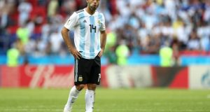 Mascherano, jugador con más tarjetas en la historia de la Copa del Mundo