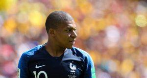 Mbappé se convierte en el francés más joven en disputar un gran campeonato