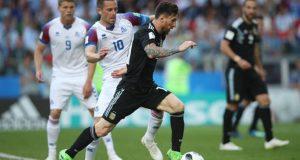 Islandia humaniza a Messi