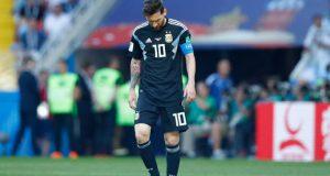 Messi: «Me duele haber errado el penalti»