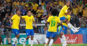 Brasil no sabe de sorpresas y se cita con México en Samara