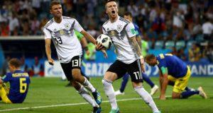 """Marco Reus: """"Después de todo, merecíamos esta victoria"""""""