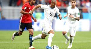 """Carlos Sánchez: """"Sufrimos porque la pelota no quería entrar"""""""