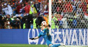 """Akinfeev: """"El hombre del partido no soy yo, es el equipo"""""""