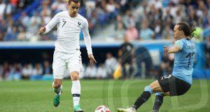 Griezmann mejor jugador del partido