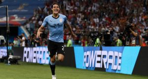 Cavani pone a Uruguay en cuartos y despide a Cristiano