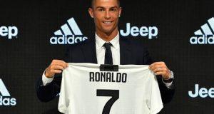 """Cristiano Ronaldo: """"La Juventus no es un paso atrás, siempre es adelante"""""""