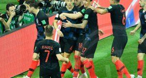 Croacia, primera selección que sobrevive a tres prórrogas en la Copa del Mundo
