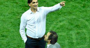 Zlatko Dalic: «Competimos con corazón, con carácter y con orgullo»