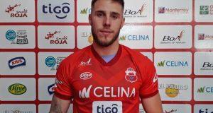 Daniel Febles jugará en el Guabirá