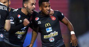 Caracas avanza a los octavos de final de la Sudamericana
