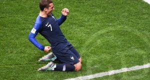 Griezmann, mejor jugador de la final