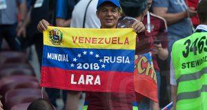 Un venezolano que hace historia en Rusia 2018
