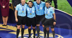 FIFA «muy satisfecha» con actuación de árbitros e implantación de VAR
