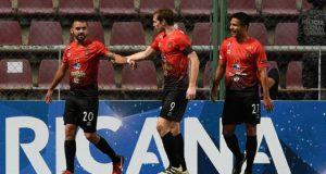 ¡Disfruta de las mejores fotografías del Caracas – Sport Huancayo!