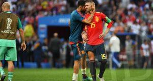 Sergio Ramos: «Es un golpe durísimo»
