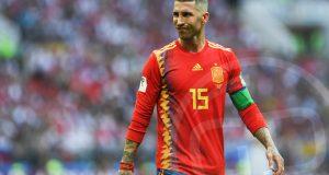 Sergio Ramos: «Me voy a ver obligado a llegar a Catar con la barba blanca»