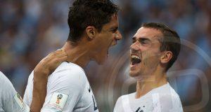 Varane: «Griezmann la puso perfecta, como le dije»