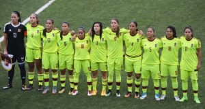 La Vinotinto femenina clasificó a la semifinal de Barranquilla 2018