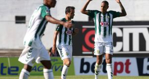 +VIDEO/FOTOS | Jhonder Cádiz debuta con el pie derecho en el Vitória Setúbal
