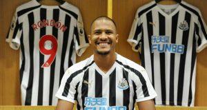 Salomón Rondón ficha por el Newcastle