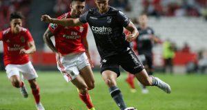 Vitória de Osorio y García cae ante el Benfica