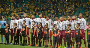 Definidos los 23 jugadores para enfrentar a Colombia