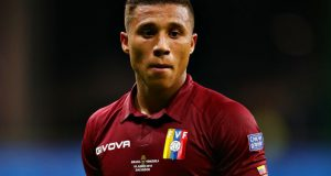 Selección venezolana celebra empate con Brasil, pero ya mira a Bolivia