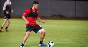 Junior Moreno: «Trabajamos para seguir haciendo historia con esta selección»
