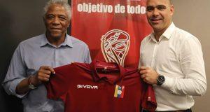 Maturana ya ejerce de refuerzo técnico de Venezuela para la Copa América