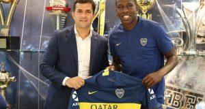 Boca anunció la contratación del venezolano Jan Hurtadon