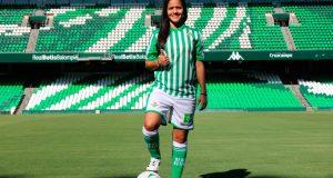 Maikerlin Astudillo nueva jugadora del Betis Féminas
