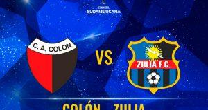 Zulia va por el pase histórico a semifinales de la Copa Sudamericana