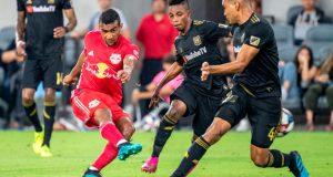 Cristian Cásseres Jr anota su tercer gol en la MLS