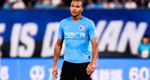 Salomón Rondón suma minutos en China
