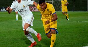 Real Madrid Castilla golea al Alcorcón de Samuel Sosa