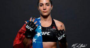 +FOTOS | Verónica Macedo logra su primera victoria en la UFC