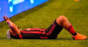 Josef Martínez sufre lesión en victoria del Atlanta United