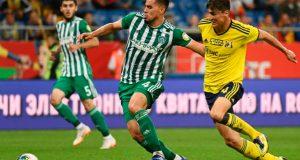 Wilker Ángel y Andrés Ponce suman minutos con el Akhmat Grozny