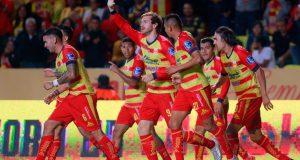 Aristeguieta anota gol del triunfo de Morelia sobre Puebla