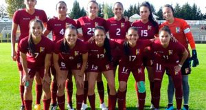 La Vinotinto accionó a todas sus jugadoras en derrota ante Roma