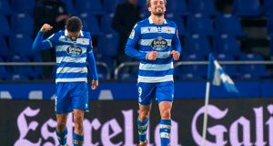 Christian Santos se reencuentra con el gol en triunfo del Depor