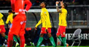 Ronald Vargas se reencuentra con el gol