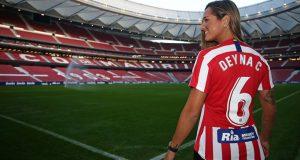 Deyna Castellanos: «Estoy emocionada de ver lo que puedo aportar al Atlético»