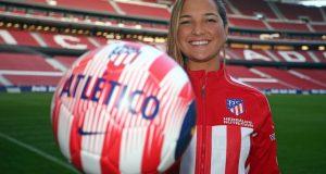 Deyna Castellanos, nueva jugadora del Atlético de Madrid hasta 2022