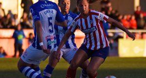 +FOTOS | Deyna Castellanos debuta con el Atlético de Madrid