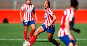 Deyna suma minutos en triunfo del Atlético frente al Madrid
