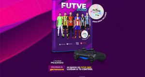 @RetroPesFan lanzó oficialmente la Liga de Fútbol de Venezuela en eFootball Pro Evolution Soccer