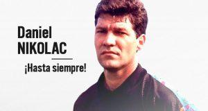 Hasta siempre, Daniel Nikolac